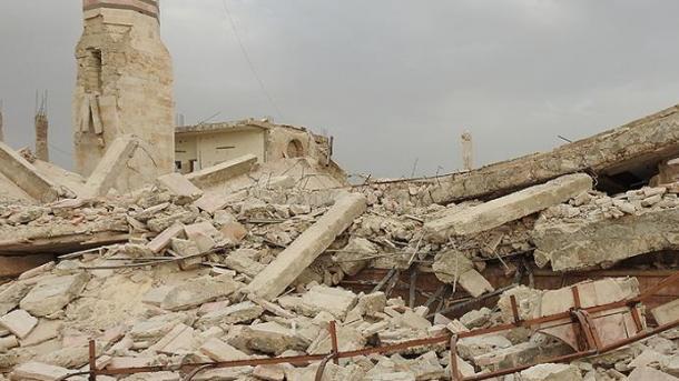 Siri - Dejr-u Zor - ShBA-të sërish godasin një xhami | TRT  Shqip