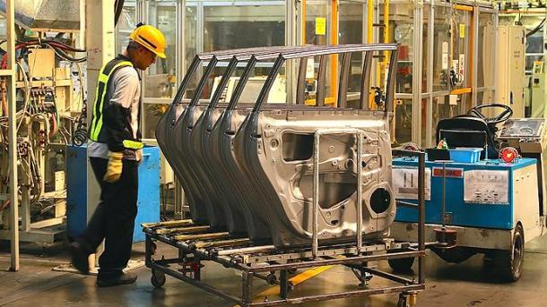Prodhimi industrial në Turqi shënon përsëri rritje   TRT  Shqip