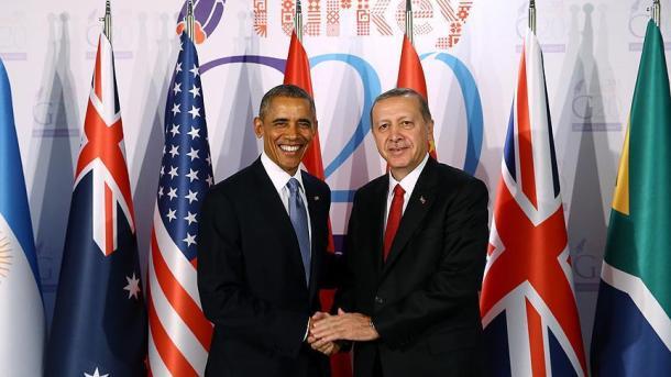 Обама призвал Турцию координировать сИраком действия противИГ