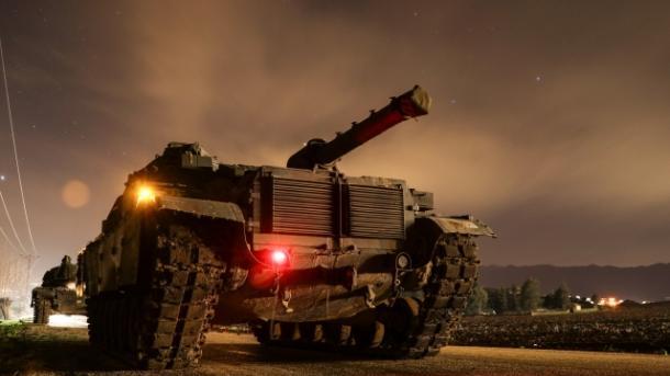 Sept soldats turcs tués en Syrie