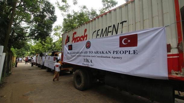 370.000 rohingyas fugiram para Bangladesh desde 25 de agosto — ONU