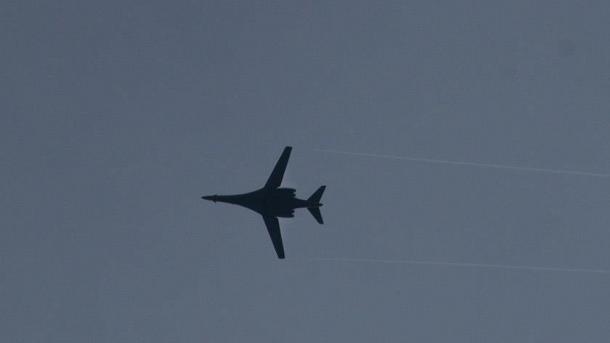 US-Flugzeug auf auf Routineflug über Ostchinesischem Meer