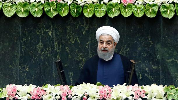 L'Iran menace de se retirer de l'accord nucléaire de 2015