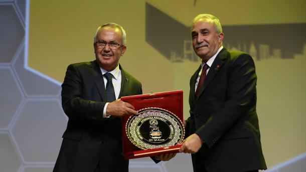 CONGRESO INTERNACIONAL DE APICULTURA APIMONDIA 2017 - ESTAMBUL - TURQUÍA.
