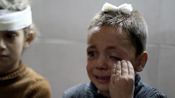 Accès de 49 camions chargés d'aides humanitaires à Ghouta est