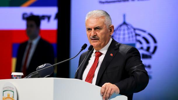 Yildirim në Konferencën për Jerusalemin në Stamboll: Palestinezë bashkohuni! | TRT  Shqip