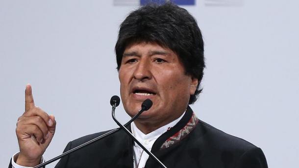 Bolivi – Morales: Guaido po nxit luftën në Amerikën Latine | TRT  Shqip