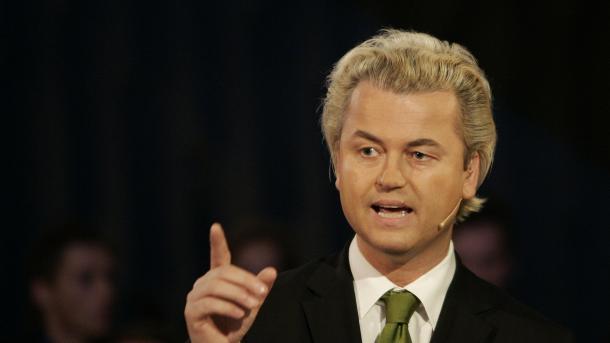 Rechtspopulist Wilders nimmt von Besuch Abstand