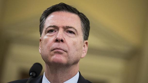 Trump ameaça ex-diretor demitido do FBI para que não vaze gravações