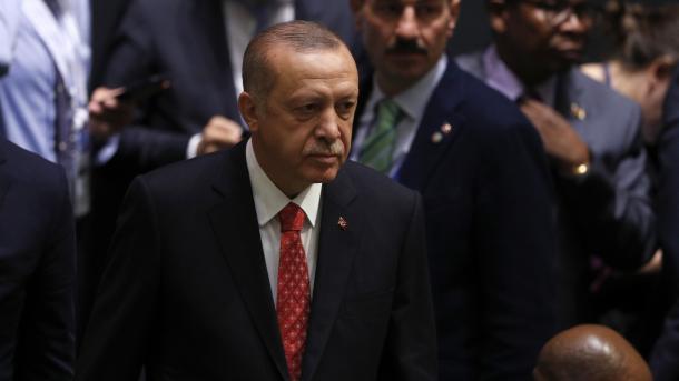 """Erdogan për gazetën """"FAZ"""": Gjermania duhet ta shpallë FETO-n një organizatë terroriste   TRT  Shqip"""