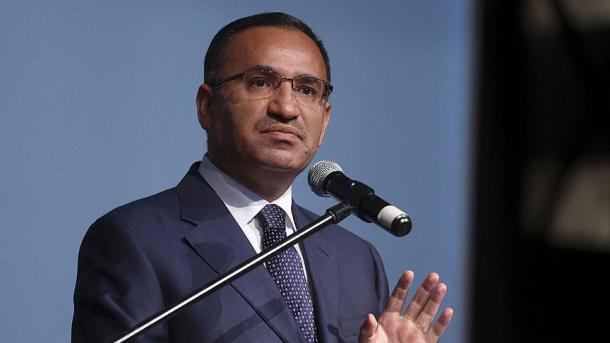 Bozdag: Nuk lejojmë cenimin e sigurisë tonë kombëtare | TRT  Shqip
