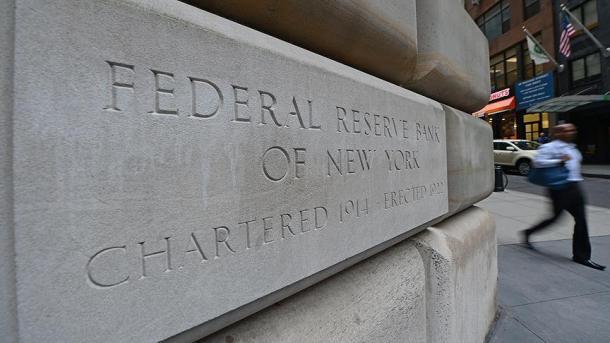 Государственная резервная система США сохранила собственный показатель попроцентной ставке