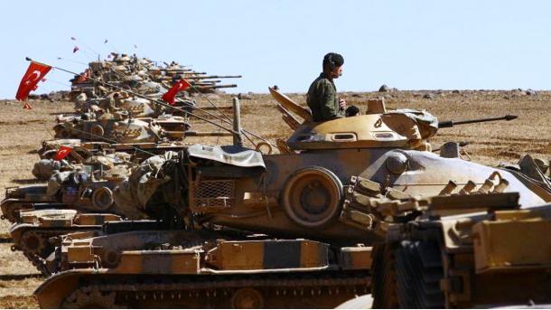 Siri – Grupet terroriste pro regjimit tërhiqen pasi ushtria turke paralajmëron me zjarr | TRT  Shqip