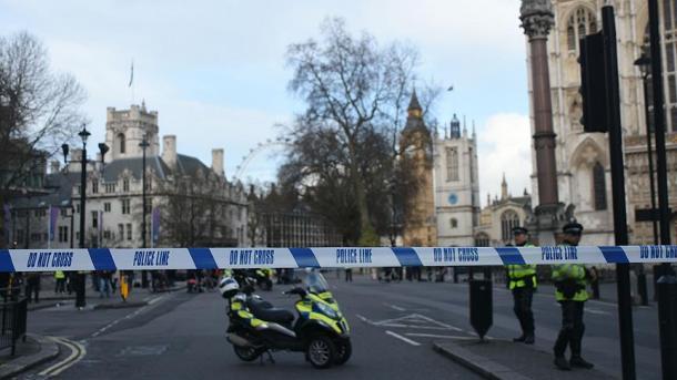 Großbritannien: Höchste Terrorwarnstufe in Großbritannien