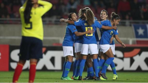 Así quedó la tabla de la Copa América femenina: Chile 2°
