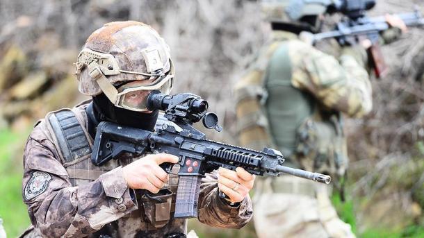 MPB e Turqisë publikoi bilancin javor në luftën kundër terrorit | TRT  Shqip