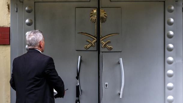 A.Saudite thërret zyrtarët përkatës turq ta vizitojnë konusullatën e përgjithshme të saj në Stamboll | TRT  Shqip