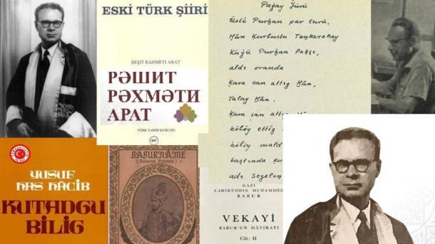 Рәшит Рәxмәти Aрaт | TRT  Тaтaрчa