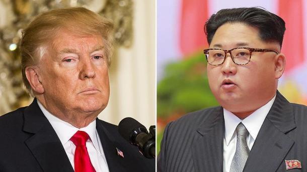 Названо место встречи Трампа иКим Чен Ына
