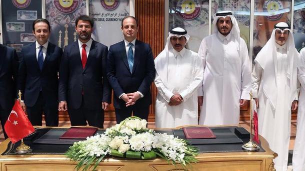 Katars Investitionspaket für die Türkei