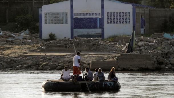 Política migratoria no está sujeta a presiones: Gobierno de México