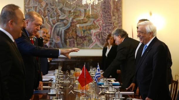 Greqi - Erdogan: Traktati i Lozanës ka disa paqartësi | TRT  Shqip