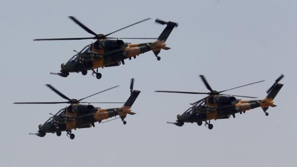 Firmoset kontrata për shitjen Pakistanit 30 helikopterë sulmues ATAK   TRT  Shqip