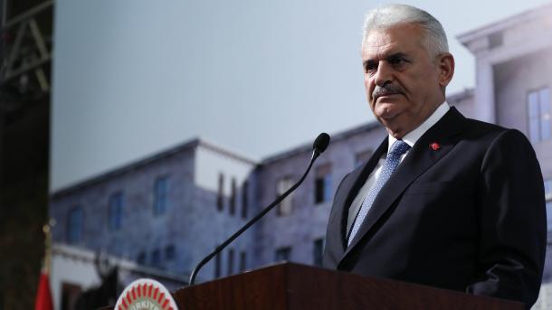 Yildirim: SHBA-ja të kërkojë zgjidhjen duke respektuar legjislacionin turk, jo me sanksione | TRT  Shqip