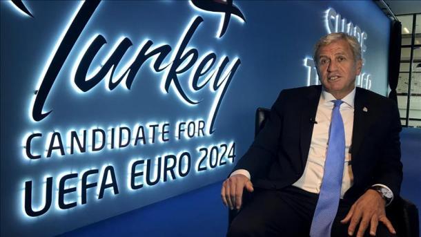 Turqia shpreson që UEFA të votojë në favor të saj për organizimin e EURO 2024-s   TRT  Shqip