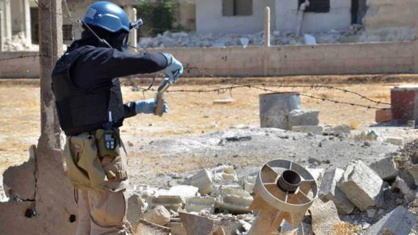 РФзаветировала резолюциюСБ ООН осанкциях против Сирии
