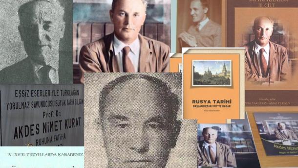 Әкдәс Нигмәт Курaт (Әкъдәс Нигъмәт Курат) | TRT  Тaтaрчa