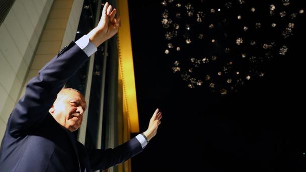 Suksesi elektoral i Erdoganit zë vend të gjerë në median e Azisë   TRT  Shqip