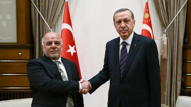 Kryeministri i Irakut viziton Ankaranë, në rend të ditës çështjet serioze mes dy vendeve | TRT  Shqip