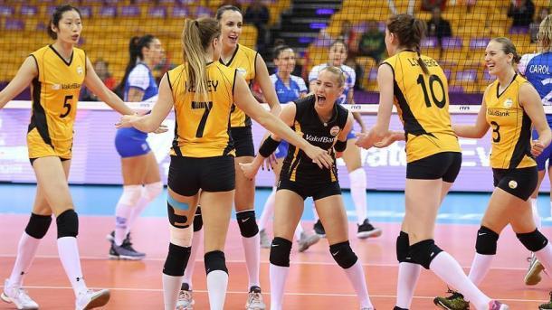 Volleyball / Mondial des clubs : L'équipe turque féminine de Vakifbank remporte l'or