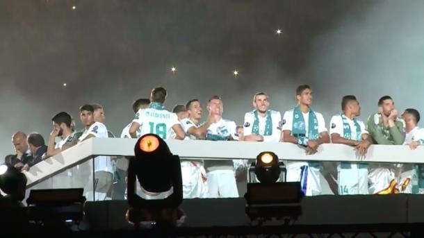 皇马凯旋而归 | 三昻体育平台