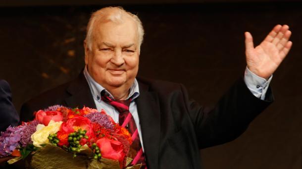 Ушел изжизни Народный артист РФ Михаил Державин