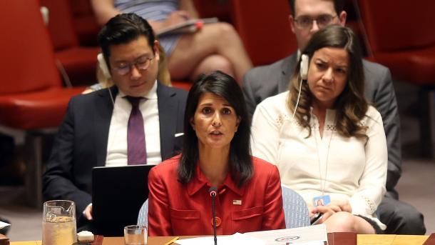 Estados Unidos dice que negoció recorte en presupuesto de la ONU