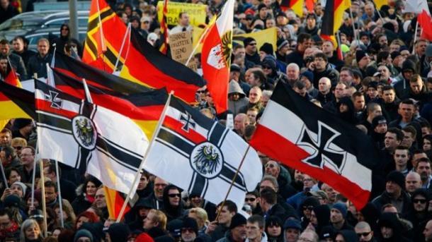 """Gjermani – """"Bild"""": Ekstremi i djathtë është në rritje dhe gati për akte të dhunshme   TRT  Shqip"""