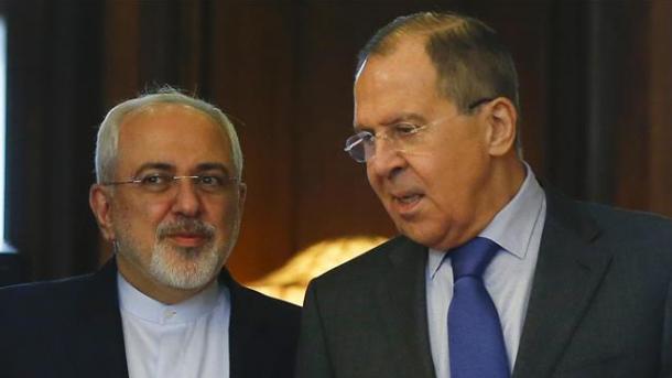 Руководителя МИД РФ иИрана обсудили обстановку наБлижнем Востоке