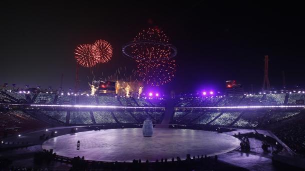Ceremonia e Olimpiadës Dimërore 2018 | TRT  Shqip