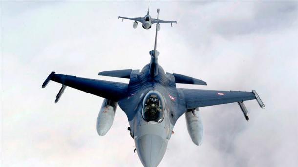 Forcat e Armatosura të Turqisë goditën objektivat e PKK-së në veri të Irakut | TRT  Shqip