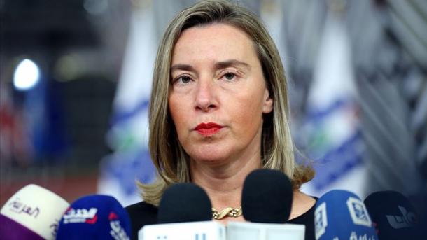 Mogherini: Bashkimi Evropian do të livrojë pjesën e dytë të ndihmave për refugjatët sirianë | TRT  Shqip