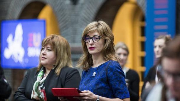 Zaharieva: Bullgaria kërkon përmirësimin e marrëdhënieve të BE-së me Turqinë | TRT  Shqip