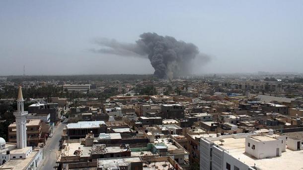 OKB-ja bën thirrje për armëpushim të përkohshëm për evakuimin e civiëve nga Tripoli | TRT  Shqip