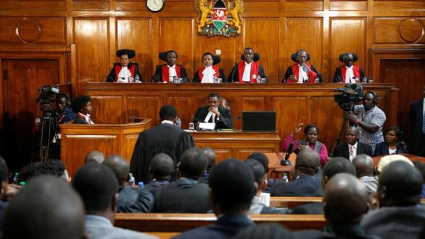 Wahlkommission in Kenia: Neue Präsidentschaftswahl am 17. Oktober