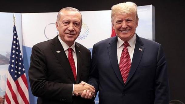 Erdogan e Trump confirmam que se encontrarão na Casa Branca em 13 de novembro - TRT Português