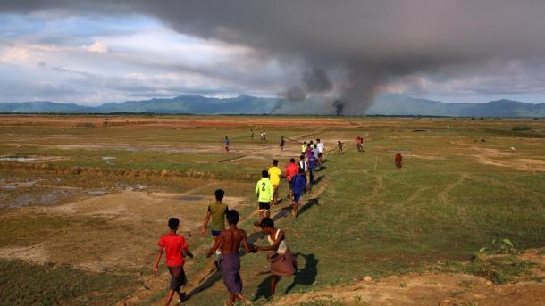 Pamjet që vijnë nga Arakani janë të dhimbshme dhe përgënjeshtrojnë Aung San Suu Kyi | TRT  Shqip