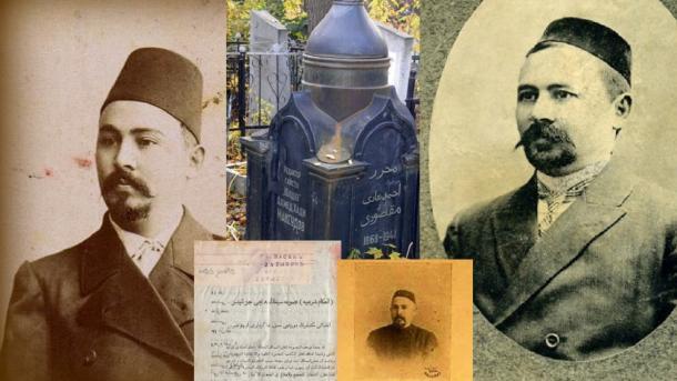 Äxmädhadi Maqsudi | TRT  Tatarça