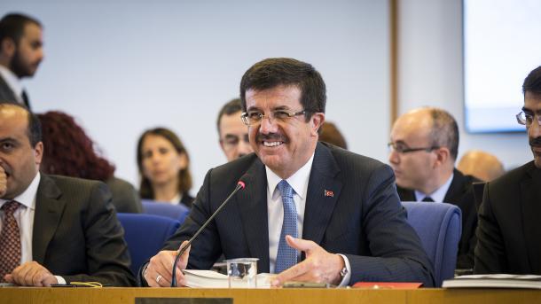 Zeybekçi: Në tremujorin e 4-t rritja ekonomike do të jetë mbi 6% | TRT  Shqip