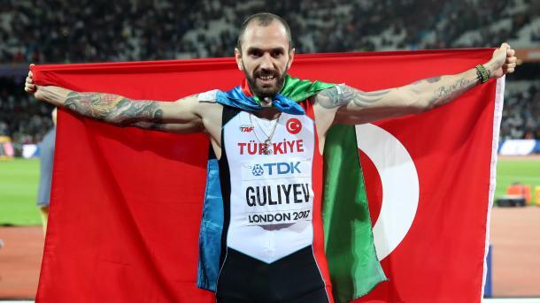 土耳其运动员被评为欧洲月季田径手 | 三昻体育投注